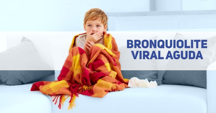 bronquiolite viral aguda - pediatria