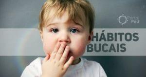 habitos bucais deleterios - pediatria social