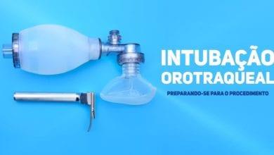 intubacao orotraqueal - preparacao para o procedimento - att