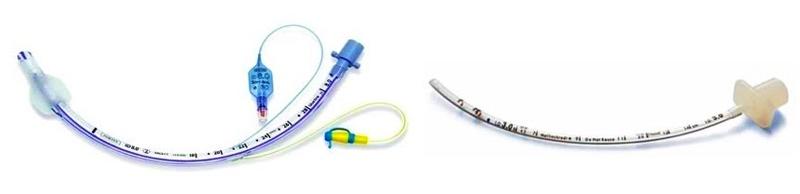 pediatria - canulas com e sem balao - intubacao orotraqueal