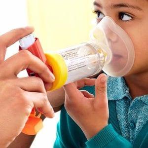 asma em criancas - tratamento