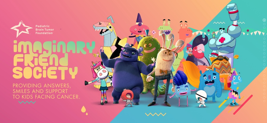 imaginary friends society cancer infantil