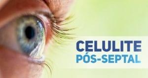 celulite orbitaria pos-septal - tratamentos pediatria