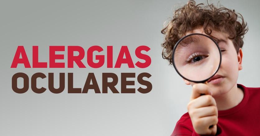 Alergias oculares - pediatria