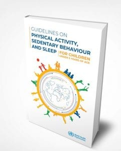 OMS - Guidelines on physical activity sedentary behaviour and sleep for children - 2019