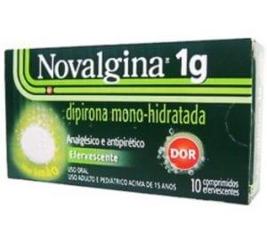 Novalgina - efervescente