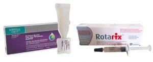 Rotateq e Rotarix - vacinas contra o rotavirus