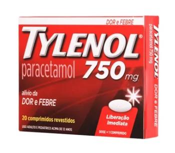 Tylenol comprimido 700mg