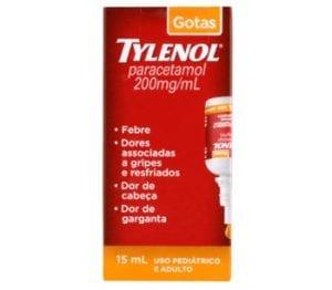 Tylenol gotas 200mg