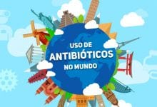 PortalPed - uso de antibioticos no mundo