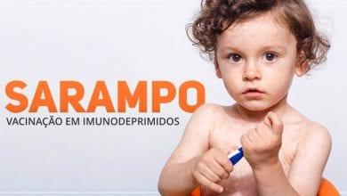PortalPed - sarampo - vacinacao em imunodeprimidos