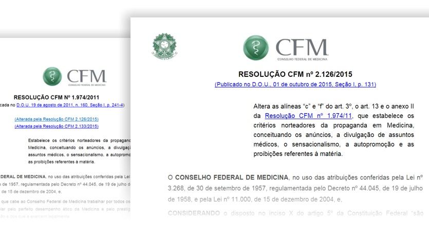 PortalPed - Exposicao Medica em Midias Sociais - Resolucoes CRM