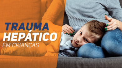 Trauma hepático em crianças