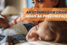 antitérmico crianças
